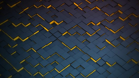 abstract cubes black wqhd 1440p wallpaper