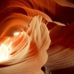 antelope canyon arizona united states wqhd 1440p wallpaper