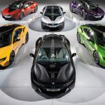 bmw i8 collection wqhd 1440p wallpaper