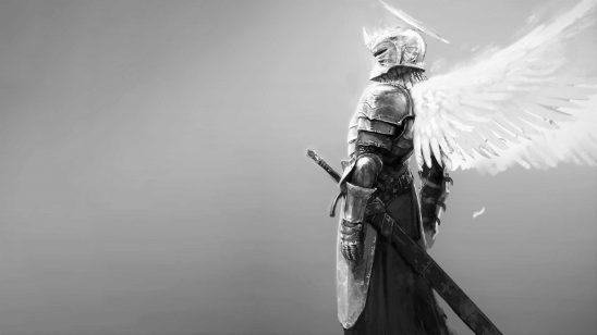 dark souls fallen knight wqhd 1440p wallpaper