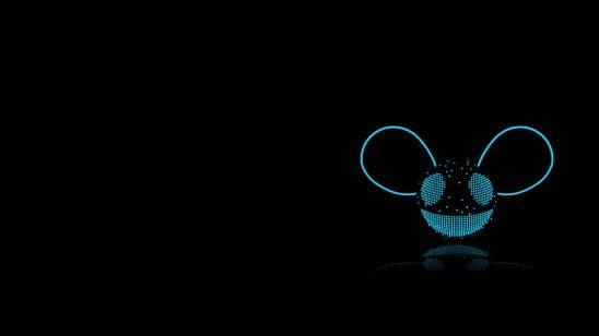 deadmau5 logo wqhd 1440p wallpaper