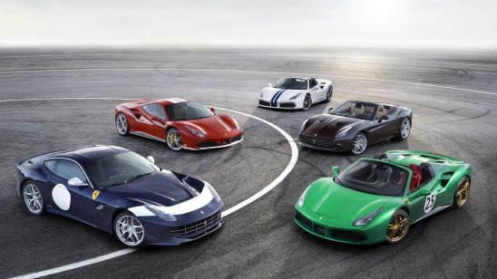 ferrari 70th anniversary cars wqhd 1440p wallpaper