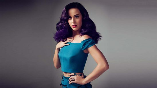 katy perry purple hair wqhd 1440p wallpaper