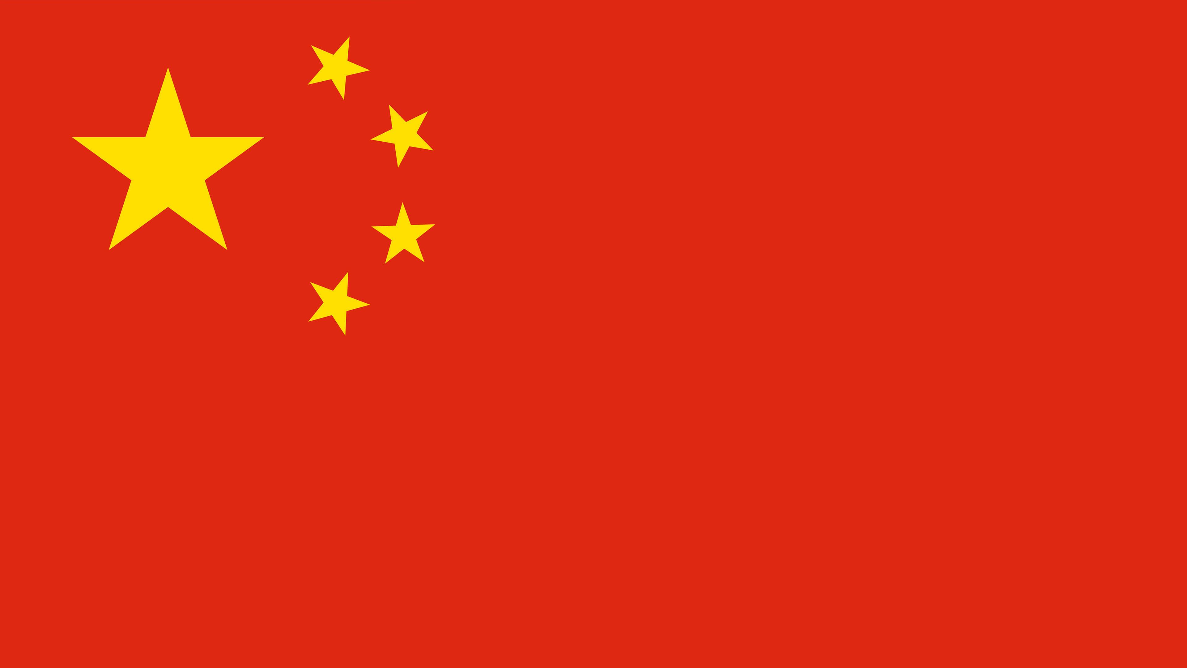 peoples republic of china flag uhd 4k wallpaper