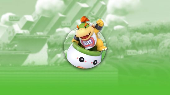 super smash bros ultimate bowser jr uhd 4k wallpaper