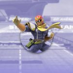 super smash bros ultimate captain falcon uhd 4k wallpaper