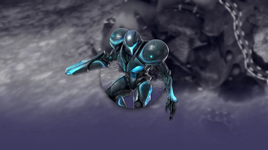 super smash bros ultimate dark samus uhd 4k wallpaper