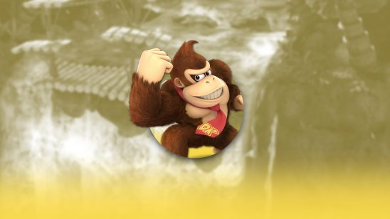 super smash bros ultimate donkey kong uhd 4k wallpaper