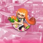 super smash bros ultimate inkling female uhd 4k wallpaper