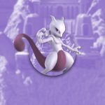 super asmash bros ultimate mewtwo uhd 4k wallpaper