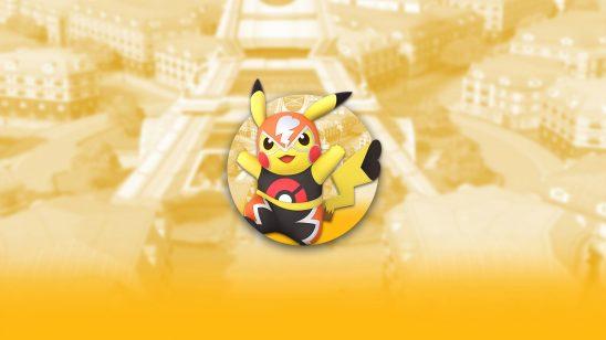 super smash bros ultimate pikachu libre uhd 4k wallpaper