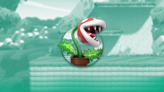 super smash bros ultimate piranha plant uhd 4k wallpaper