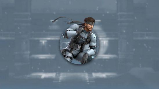 super smash bros ultimate snake uhd 4k wallpaper