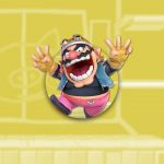super smash bros ultimate wario uhd 4k wallpaper