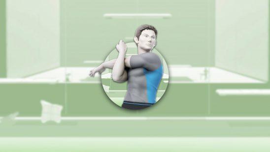 super smash bros ultimate wii fit trainer male uhd 4k wallpaper