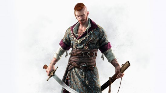 the witcher 3 wild hunt olgierd uhd 4k wallpaper