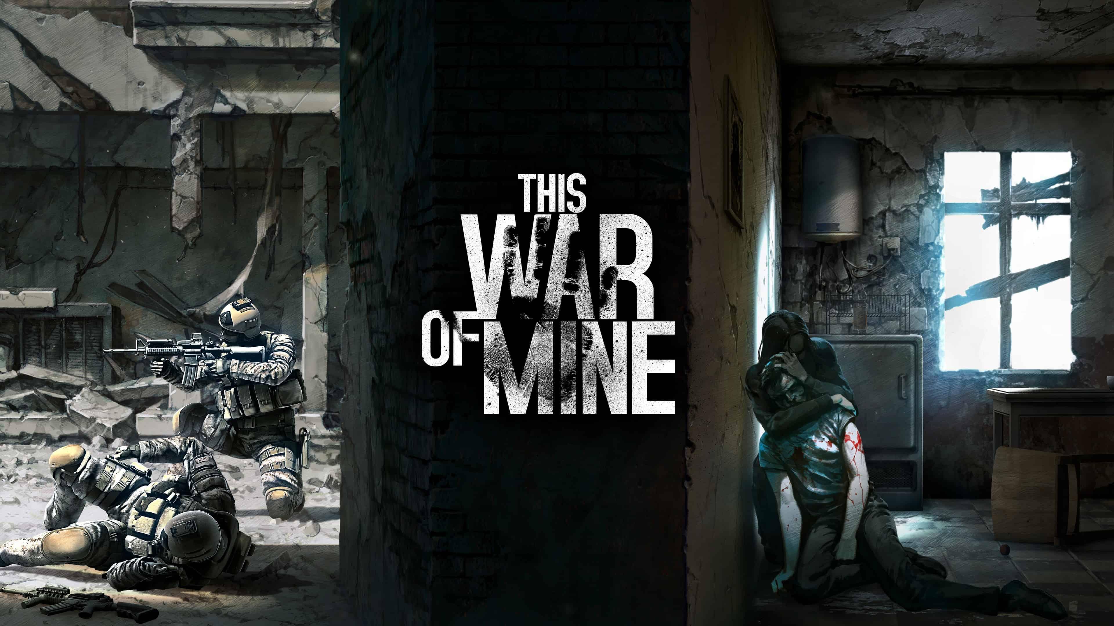 this war of mine uhd 4k wallpaper