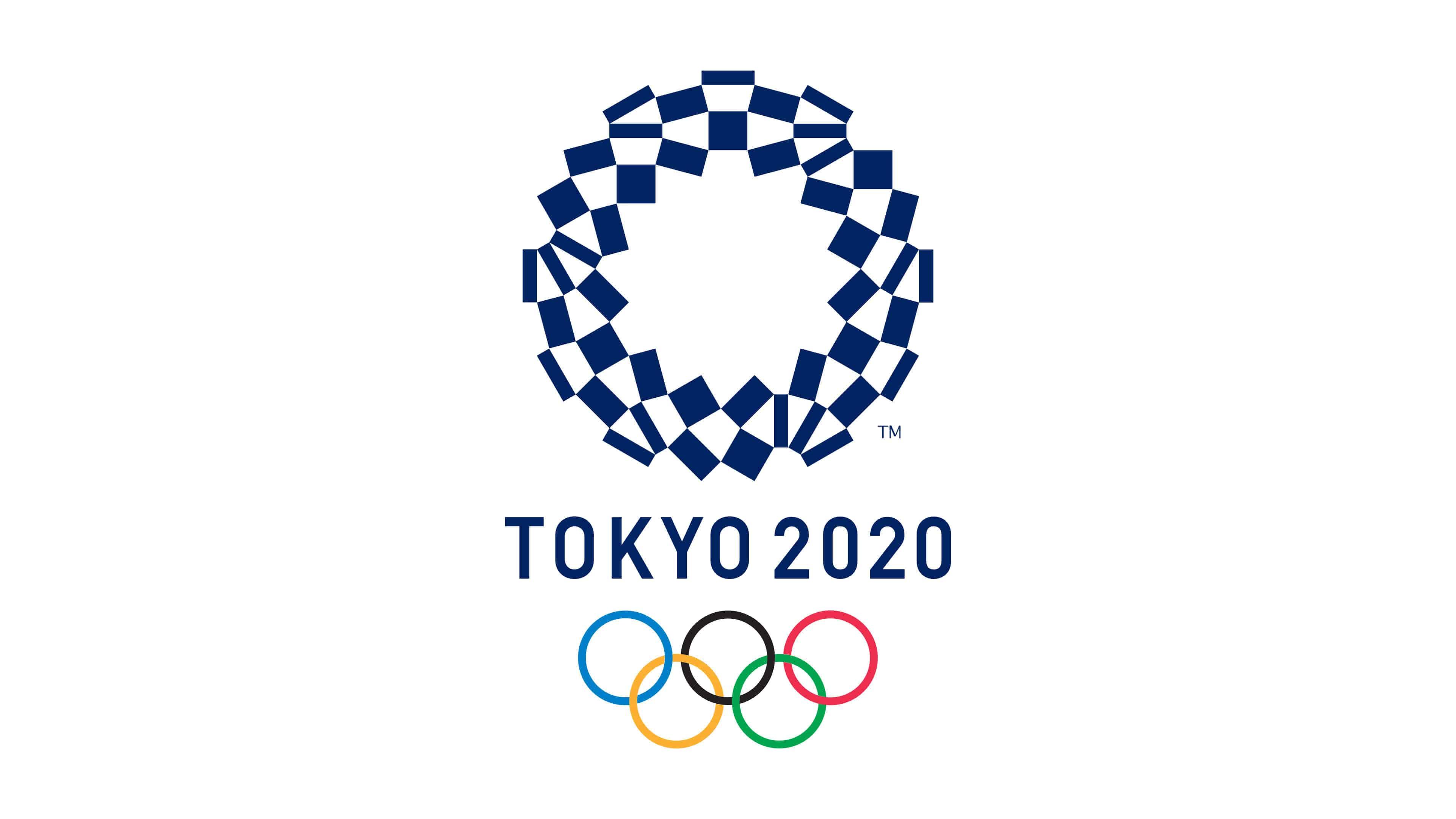 tokyo 2020 summer olympics logo uhd 4k wallpaper