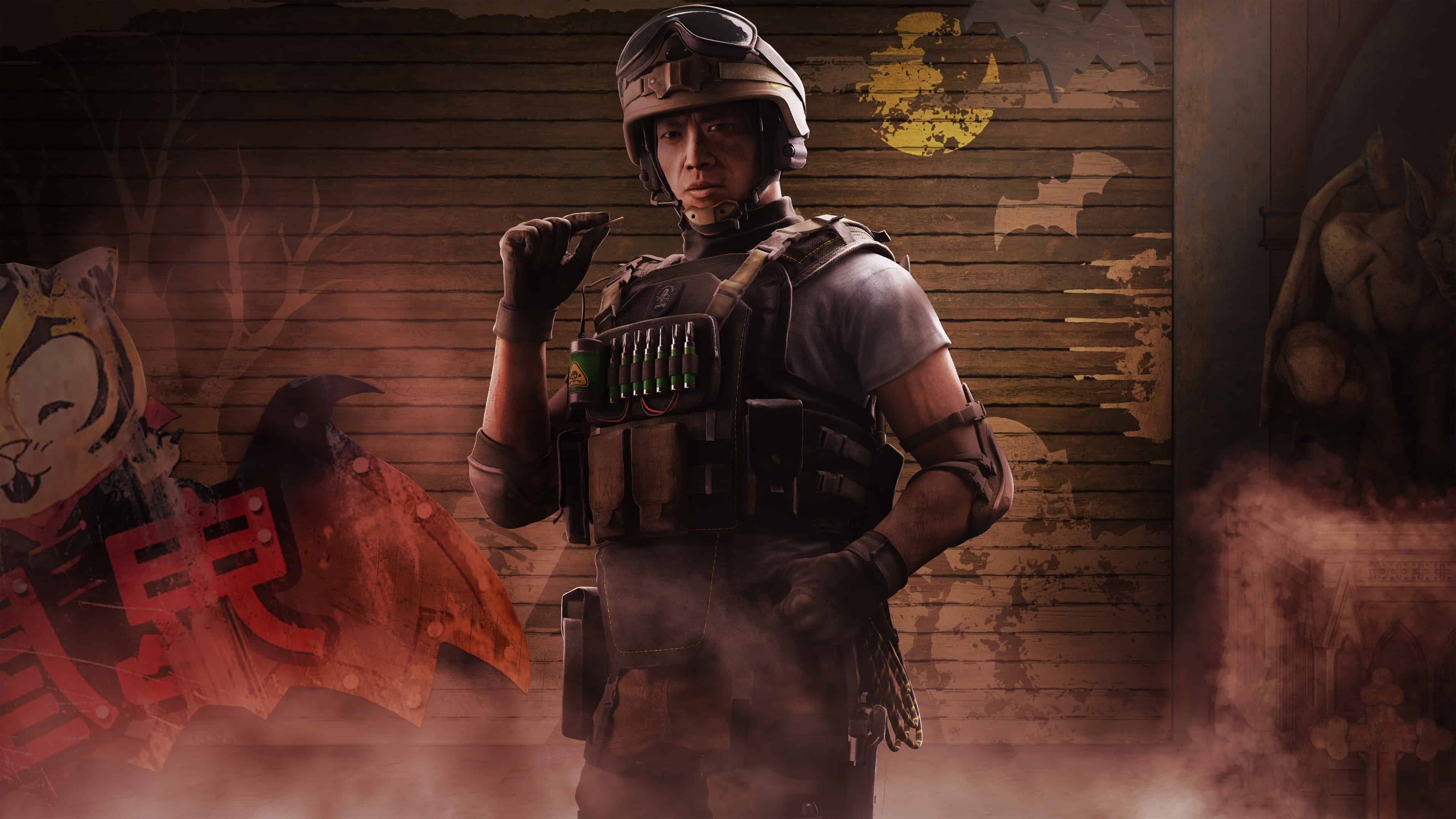 tom clancys rainbow six siege operation blood orchid lesion uhd 4k wallpaper
