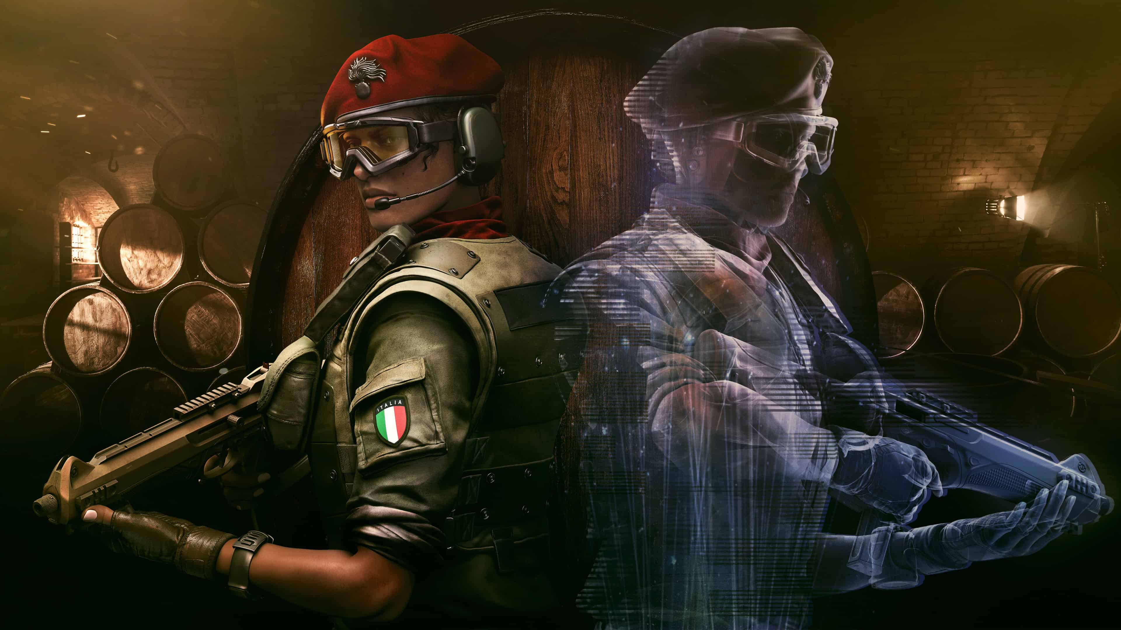 tom clancys rainbow six siege operation para bellum alibi uhd 4k wallpaper