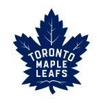 toronto maple leafs nhl logo uhd 4k wallpaper