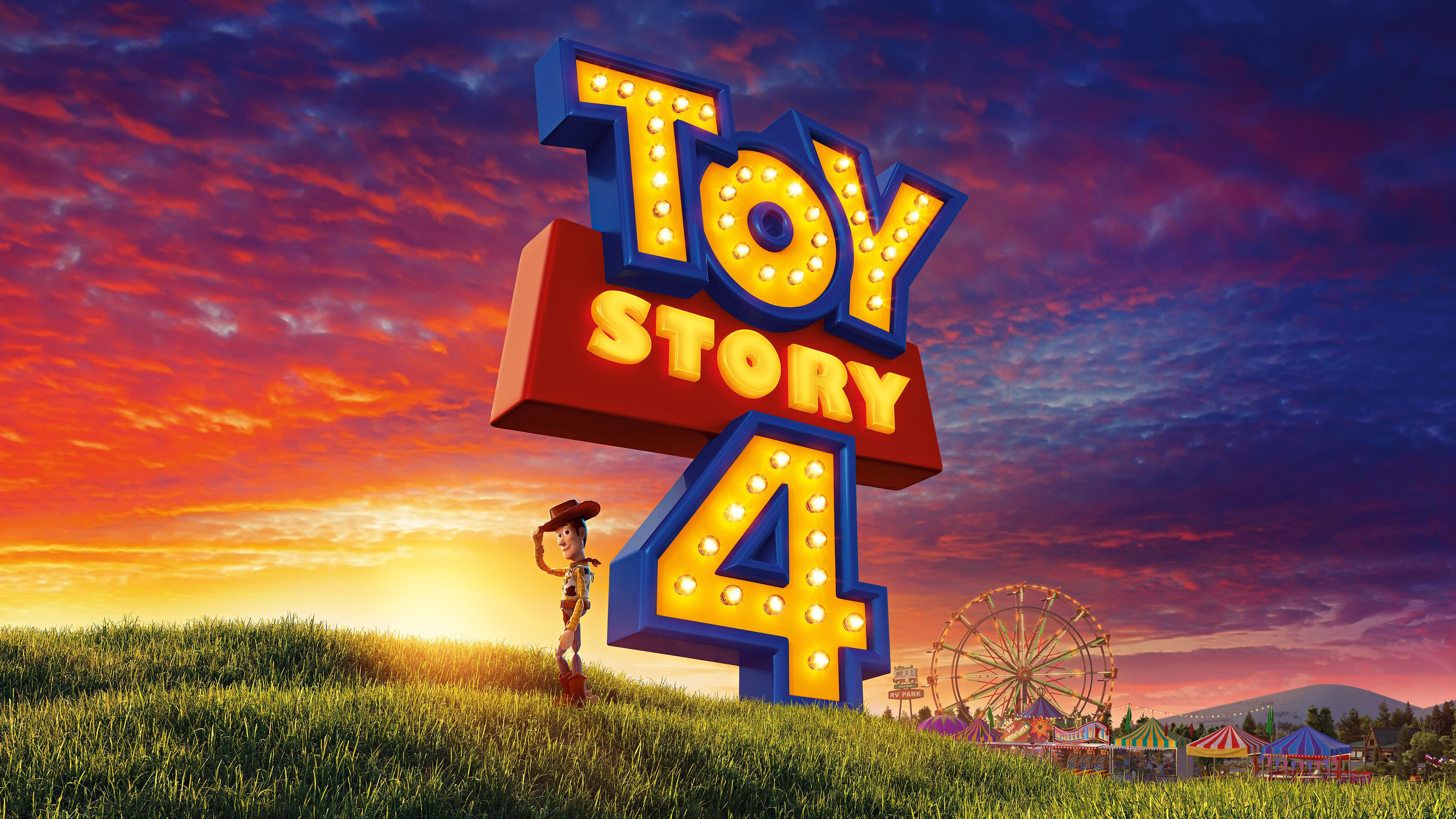 toy story 4 woody uhd 4k wallpaper