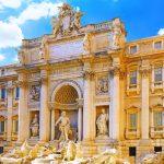 trevi fountain rome italy uhd 4k wallpaper