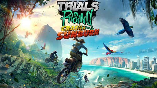 trials rising crash and sunburn dlc uhd 4k wallpaper