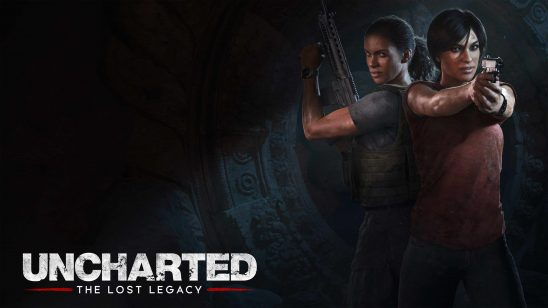 uncharted the lost legacy uhd 4k wallpaper