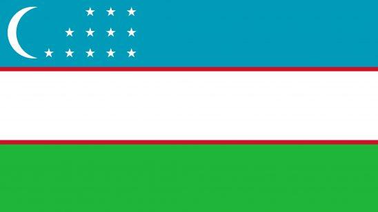 uzbekista flag uhd 4k wallpapern