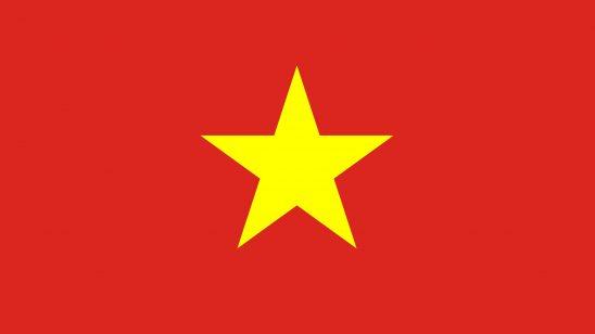 vietnam flag uhd 4k wallpaper