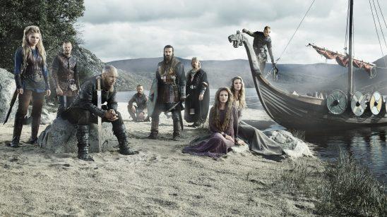 vikings characters uhd 4k wallpaper
