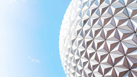 walt disney world epcot center florida united states uhd 4k wallpaper