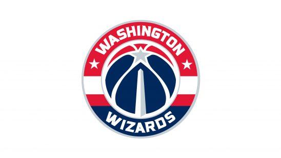 washington wizards nba logo uhd 4k wallpaper