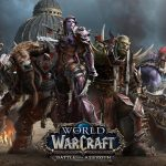 world of warcraft battle for azeroth horde uhd 4k wallpaper