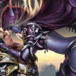 world of warcraft battle for azeroth sylvanas windrunner anduin wrynn uhd 4k wallpaper