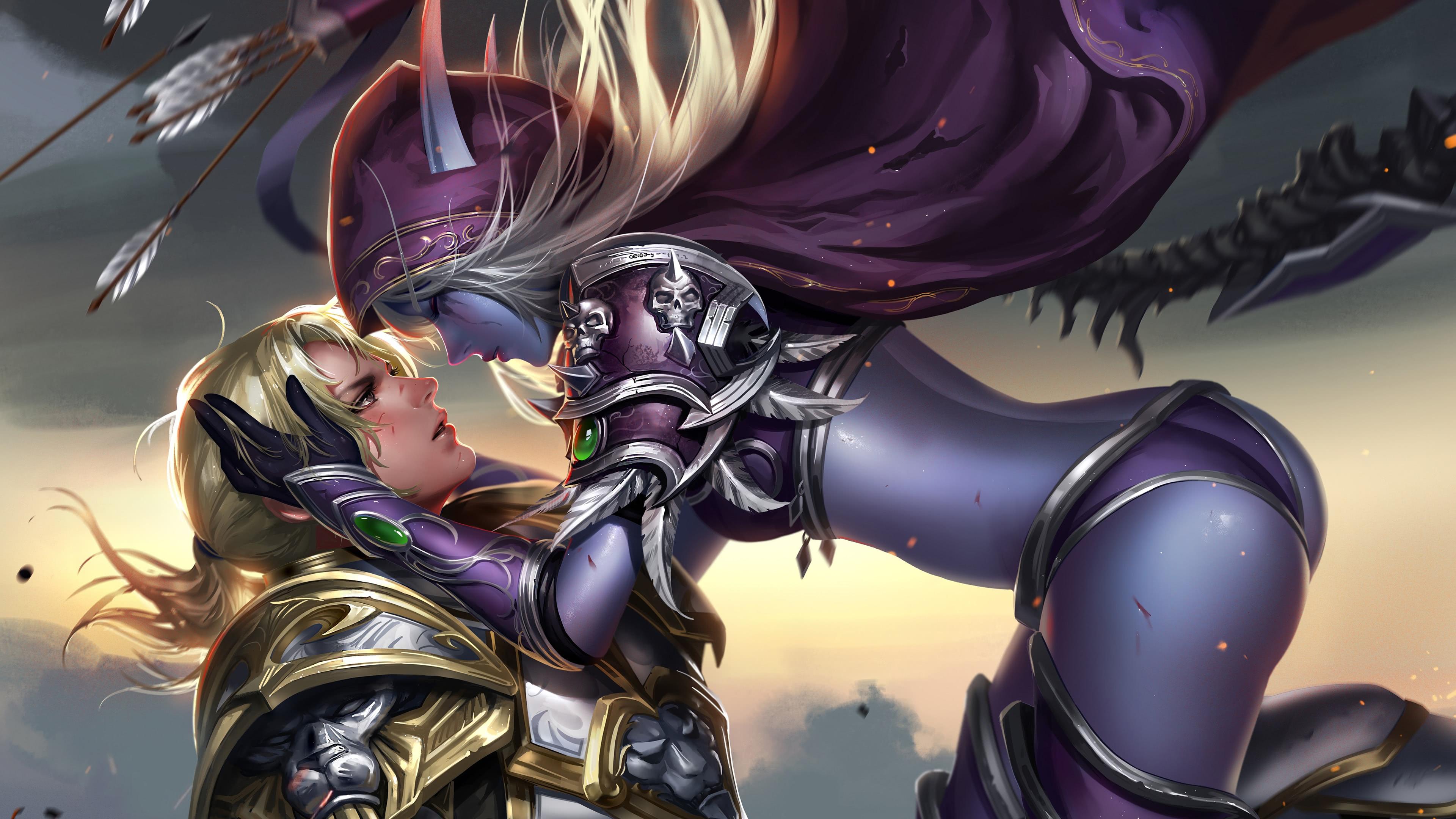 World Of Warcraft Battle For Azeroth Sylvanas Windrunner ...