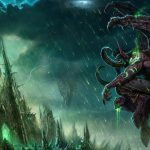 world of warcraft illidan stormrage uhd 4k wallpaper